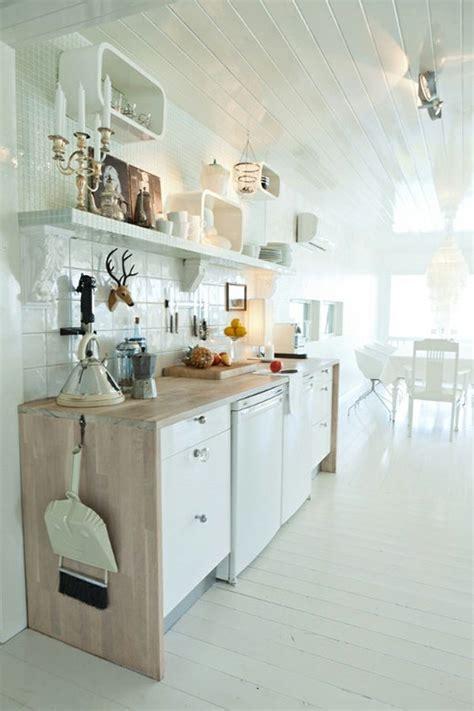 idee decoration cuisine le charme de la cuisine scandinave