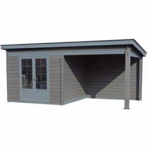 Pool House Toit Plat : abri de jardin composite comparer 111 offres ~ Melissatoandfro.com Idées de Décoration