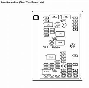 2002 Chevy Trailblazer Fuse Box Diagram