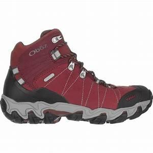 Oboz Bridger Mid B Dry Hiking Boot Women 39 S Backcountry Com