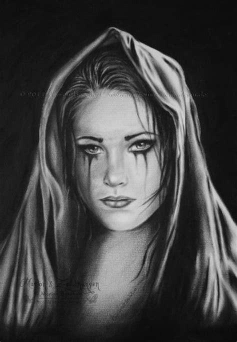marions zeichnungen witchi drawings portraitzeichnungen bleistiftzeichnungen