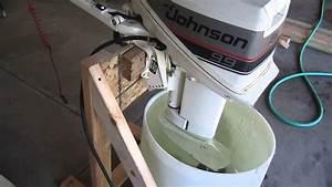 1987 Johnson 9 9hp Outboard Motor 2 Stroke