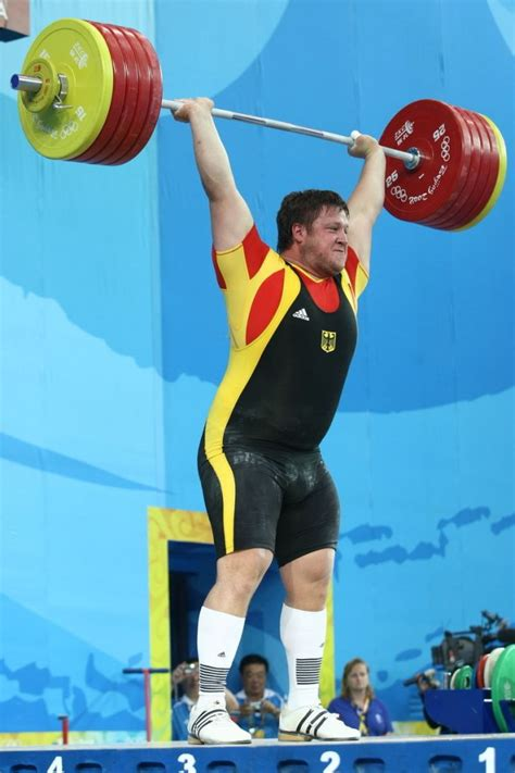 matthias steiner elected sportsman   year  germany