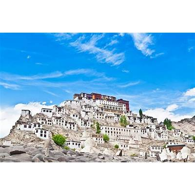 11 Monasteries In India Where You Will Find Your Peace