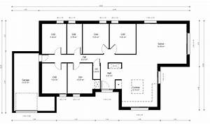plan maison individuelle 5 chambres 79 habitat concept With planning construction maison individuelle