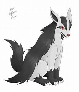 262 Mightyena by pokemon-countdown on DeviantArt