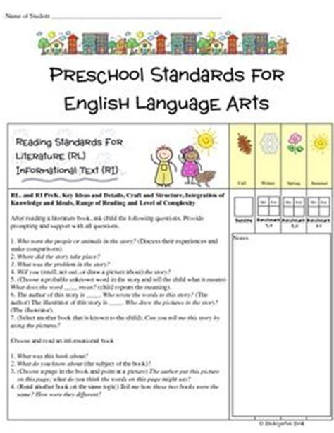 language arts for preschoolers 76 best images about preschool language arts on 711
