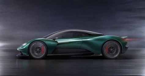 Aston Martin Shows Off Vanquish Vision