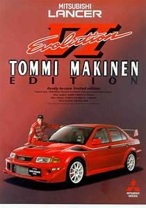 Lancer Evo Tommi Makinen Edition