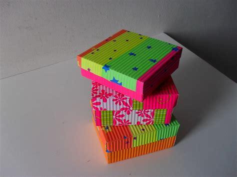 como hacer cajas con papel corrugado para lluvia de sobres como hacer cajas con papel corrugado