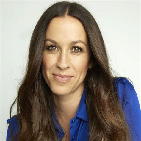 Alanis Morissette's Advice For How To Tune Into Your Body