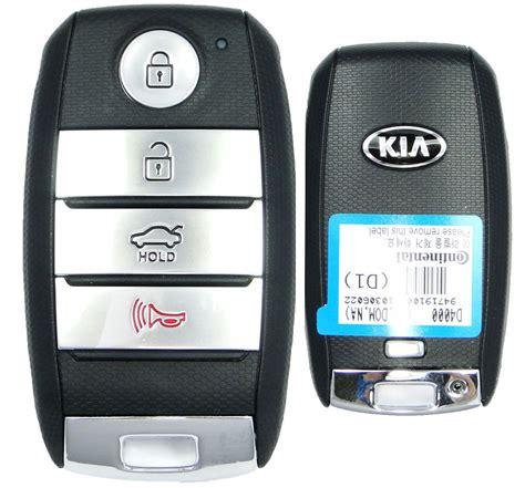 Kia Smart Key by 2019 Kia Optima Smart Prox Remote Keyless Entry Key Fob