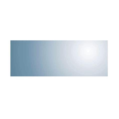 miroir non lumineux d 233 coup 233 rectangulaire l 45 x l 120 cm poli leroy merlin