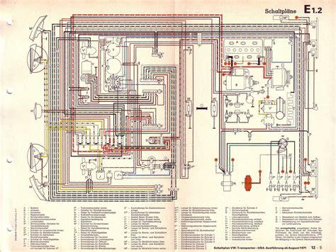 1976 Vw Bu Fuse Box by Wrg 3749 1979 Vw Wiring Diagrams