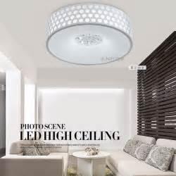 modern acrylic 38cm 51cm led ceiling lights living room