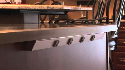 kitchen power strips cabinet cabinet power angled home decor