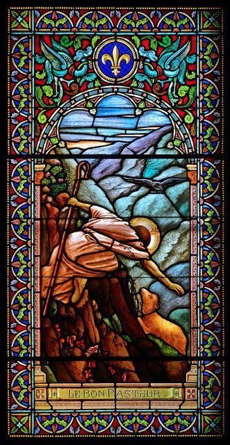 le bon pasteur  good shepherd christ  good