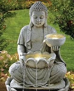 Fontaine De Jardin Pas Cher : jardin zen bouddha recherche google bouddha ~ Carolinahurricanesstore.com Idées de Décoration