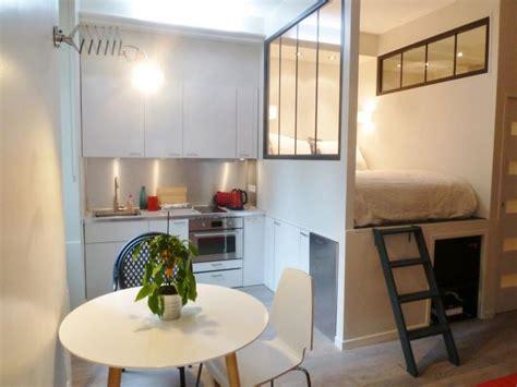 amenagement cuisine petit espace petits espaces aménagement et déco espaces minuscules