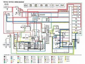 2009 Yzf R1 Wiring Diagram
