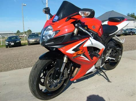 2007 Suzuki Gsxr 600 by Buy 2007 Suzuki Gsxr 600 On 2040 Motos
