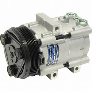 New A  C Ac Compressor Ford F150 F