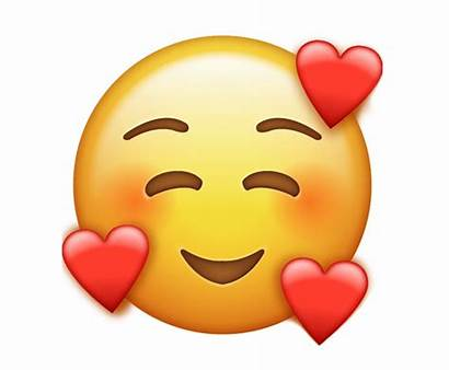 Emoji Transparent Background Clipart Heart Sticker Clip