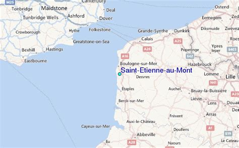 etienne au mont tide station location guide