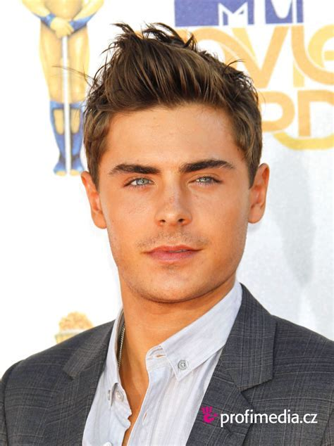 Zac Efron     hairstyle   easyHairStyler