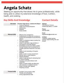 Year Out Of College Resume by 12 Free High School Student Resume Exles For