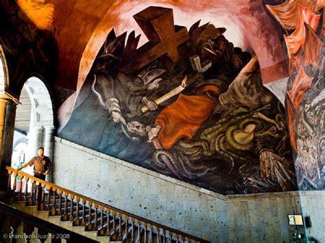 restauraci 243 n de murales de clemente orozco en jalisco