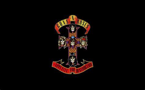 HD Guns Roses Heavy Metal Hard Rock Bands Groups Logo