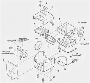 Sony Icf C Am Clock Radio   Service Help Schematic Diagram  Cxa 1019s Lm8560n