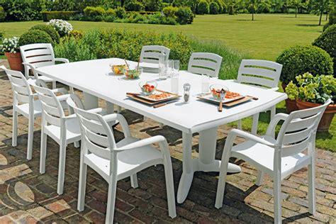 Table de jardin Castorama (photo 13/15) - Table de jardin 8 places.