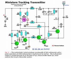 Miniature Tracking Transmitter