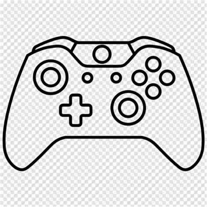 Controller Xbox Drawing Draw Console Controllers Games