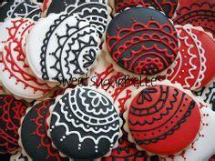 gothic tea society goth cookies