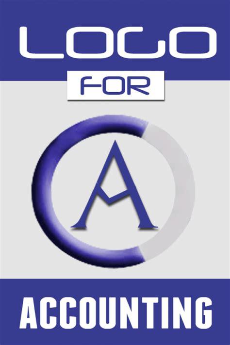 logo design service  accounting industry logo
