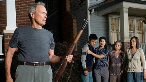 clint eastwoods spirit looms  cleveland  angry white