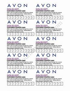 avon flyers charts flyers avon and charts With avon gift certificates templates free