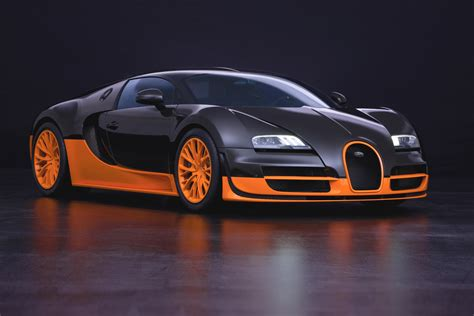 Bugatti Sport by Bugatti Introduces Veyron 16 4 Sport World Record