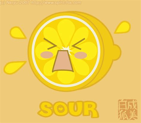 what is sour sour lemon by naryu on deviantart