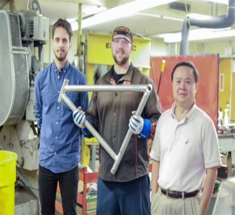 Of a minimum of four members. Engineers Develops Unweldable Alloy