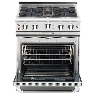 bluestar  capital   pro gas ranges reviews ratings prices buying guide consumer