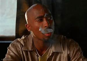 tupac smoking | Tumblr