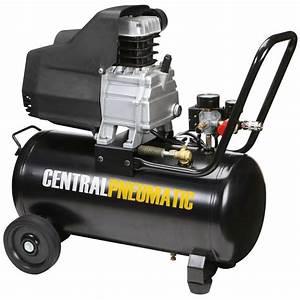 2 Hp 8 Gal 125 Psi Portable Oil Lube Portable Air