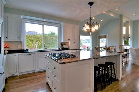 kitchen with island and peninsula een keukeneiland zelf maken meer keuken 8752