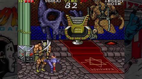 Ninja Gaiden Arcade Final Boss Youtube