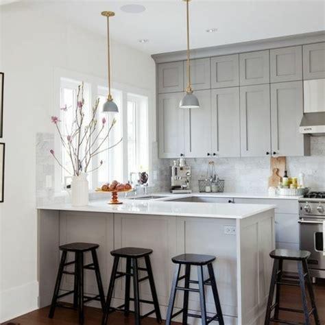plan de travail cuisine gris clair couleur gris et taupe 1 cuisine couleur taupe clair