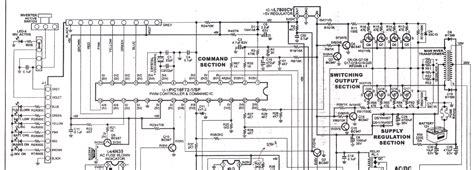 sine wave inverter circuit  picf